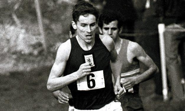 My greatest race – Ian Stewart