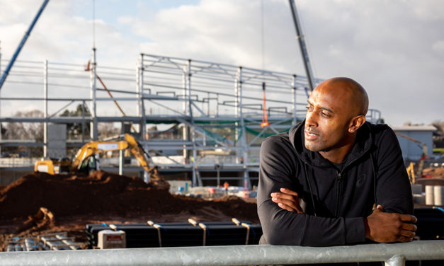 Alexander Stadium on track for 2022