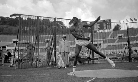 Decathlon legend Rafer Johnson dies