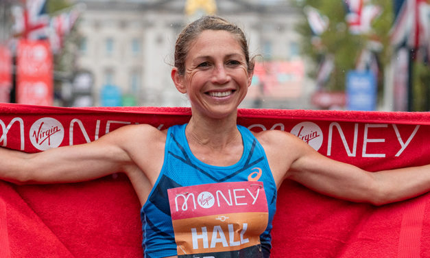 Sara Hall and Martin Hehir claim Marathon Project wins