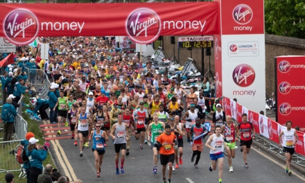 London plans 100,000-person marathon