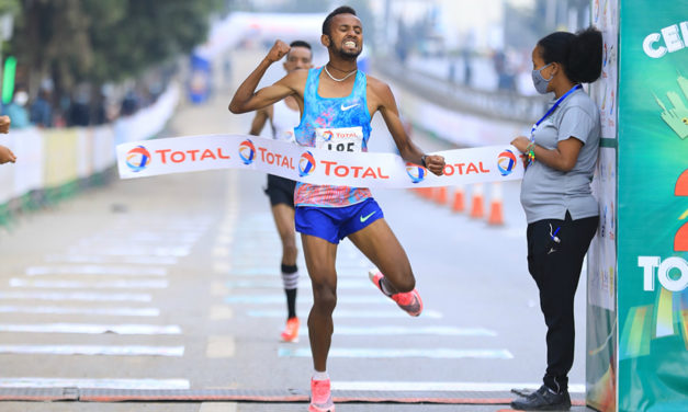 Mass racing returns at Great Ethiopian Run