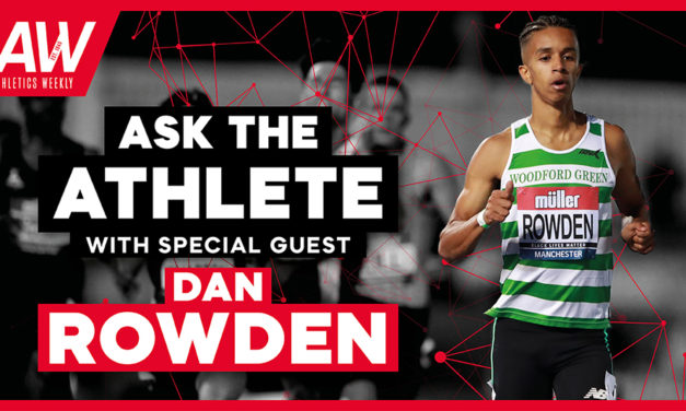 Ask The Athlete with Daniel Rowden