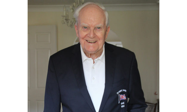 Legendary miler Bill Nankeville dies