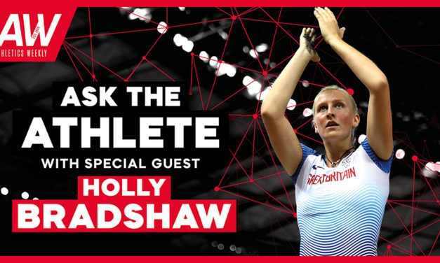 Ask The Athlete with Holly Bradshaw