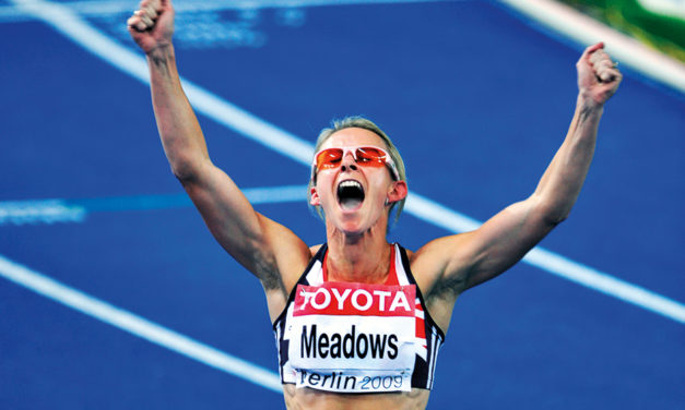 My greatest race – Jenny Meadows
