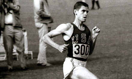 Jim Ryun – the world's deadliest ever finisher?