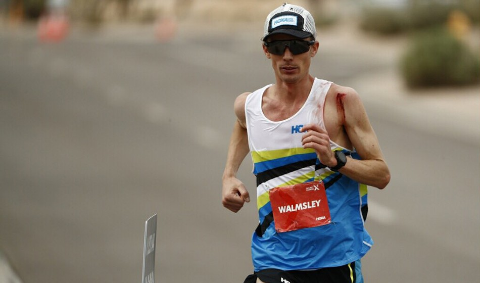 Jim Walmsley comes close to world 100km record - AW