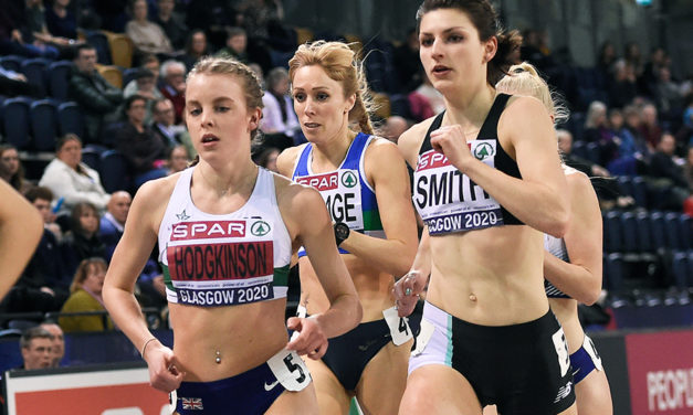 Micro-meeting qualifiers for Euro Indoors