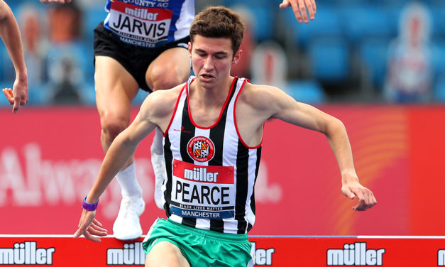 Mark Pearce and Ciara Mageean start new year with wins – weekly round-up