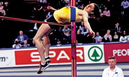 A jump with… Nikki Manson