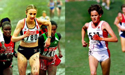 Paula Radcliffe and Zola Pieterse on the cross-country distance debate