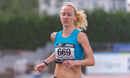 Sarah Inglis added to Scottish 'Marathon Project'