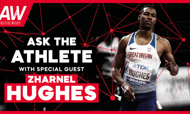Ask The Athlete with Zharnel Hughes