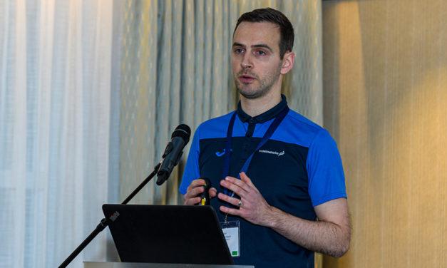 Colin Hutchison steps into Scottish Athletics CEO role