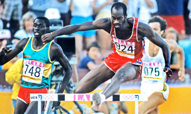 Ed Moses: the world's greatest 400m hurdler