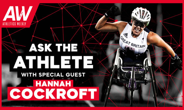 Ask The Athlete with Hannah Cockroft