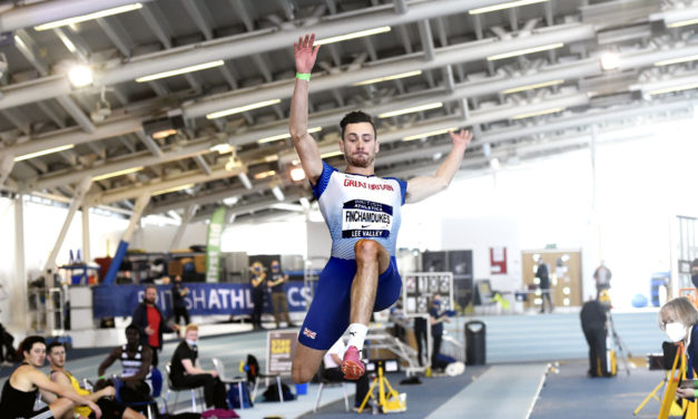 Jacob Fincham-Dukes impresses on day one of Britain's Euro trials