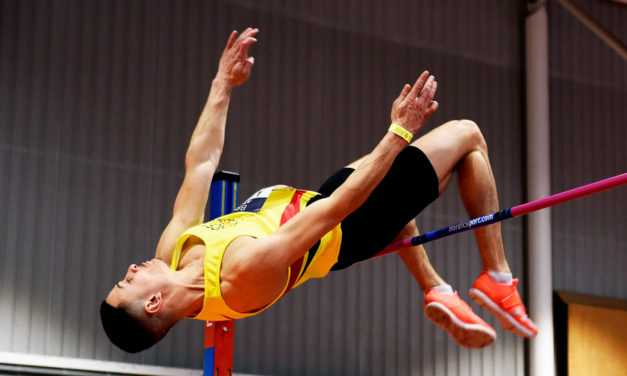Thames Valley Harriers in pole position at National Athletics League