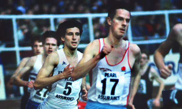 Dave Lewis and Seb Coe's Cosford clashes of yesteryear