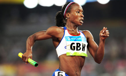 Marilyn Okoro moves on to her next gold medal hunt