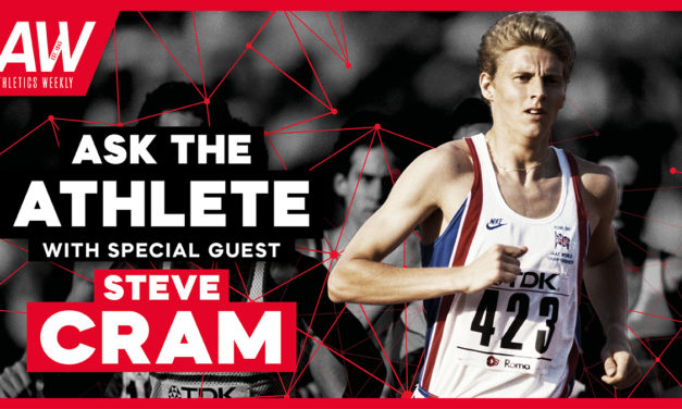 Ask The Athlete with Steve Cram