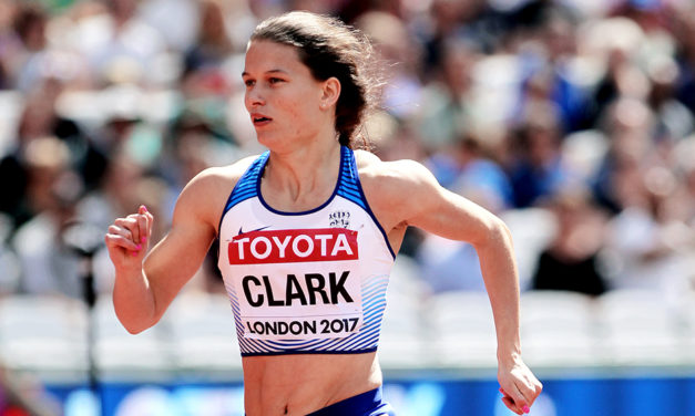 Zoey Clark stakes her claim for Olympic call-up