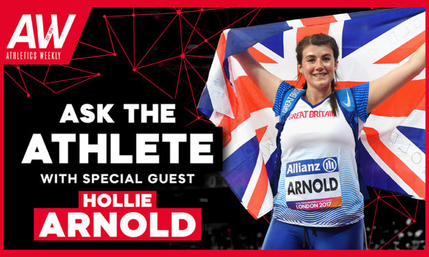 Ask The Athlete with Hollie Arnold