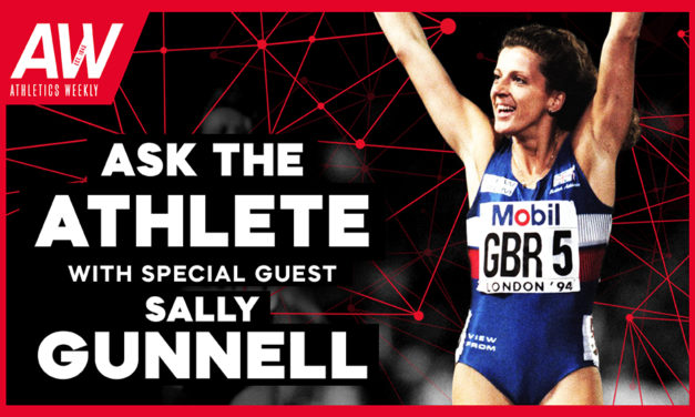 Ask The Athlete with Sally Gunnell