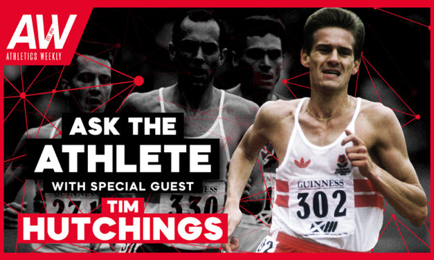 Ask The Athlete with Tim Hutchings