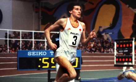 British success at the European Indoors 1976 to 1985