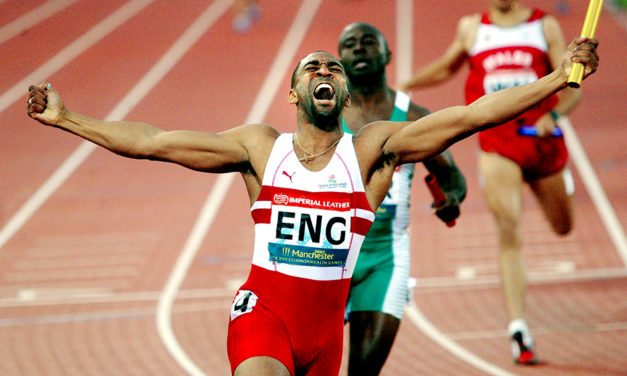 Darren Campbell and Tim Benjamin oversee British sprints and relays