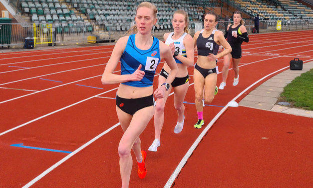 Partridge and Cairess impress at 10,000m as Wilkinson breaks UK walks record