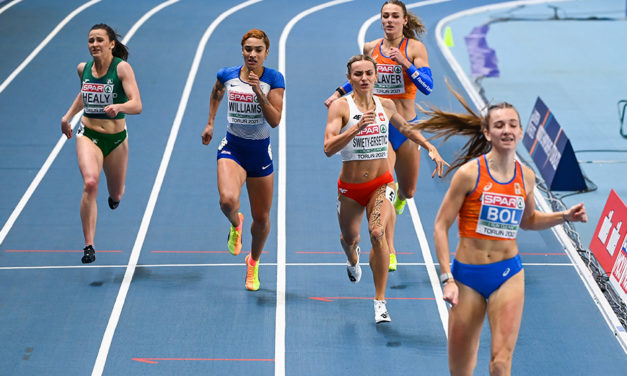 Euro Indoors – predictions vs reality