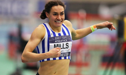 Holly Mills aims to make her mark in Toruń