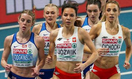 12 magic moments from the European Indoors