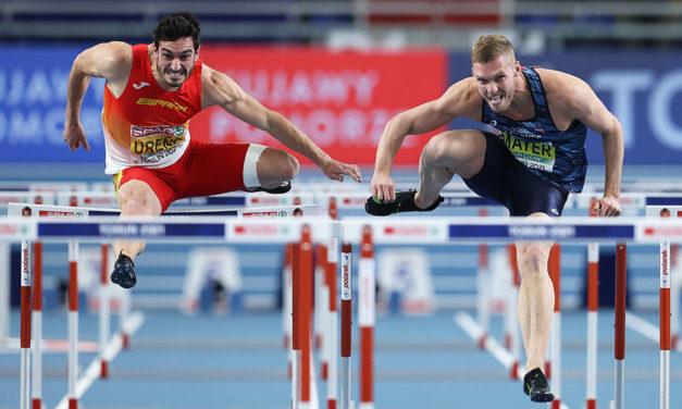 Mayer eyes heptathlon gold as Covid cases cause stir