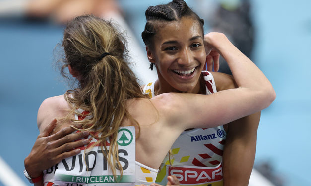 Nafi Thiam in winning form ahead of Olympic defence