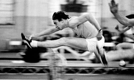British golds at the European Indoors from 1966-1975