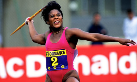Tessa Sanderson's top 10 throws