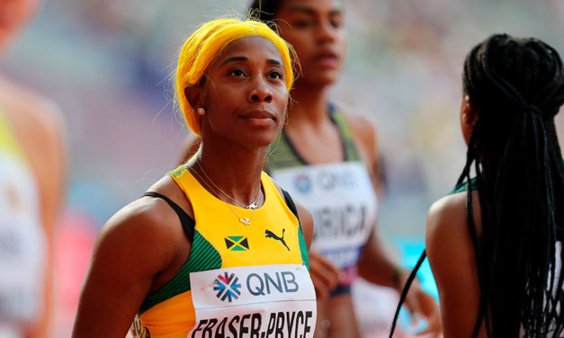 "Shelly-Ann Fraser-Pryce: ""Everything has to be defined for women"""