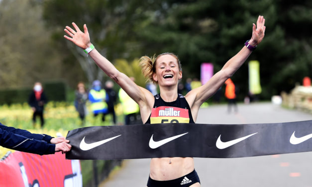 Steph Davis earns ticket to Tokyo with brilliant trials win