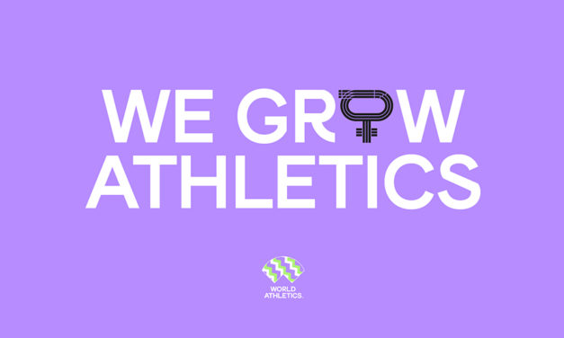 World Athletics launches #WeGrowAthletics for greater gender equality