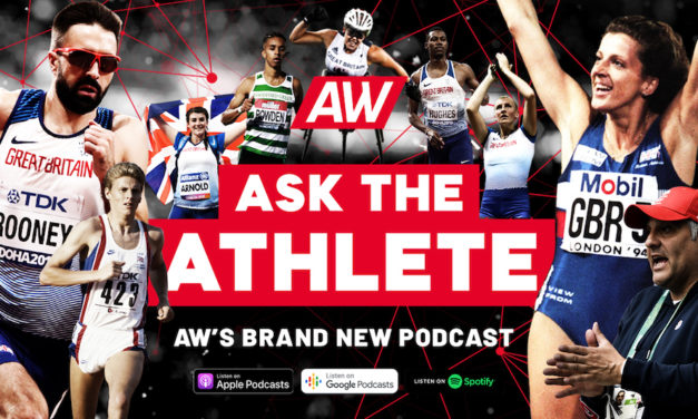 Introducing AW's new and exclusive podcast