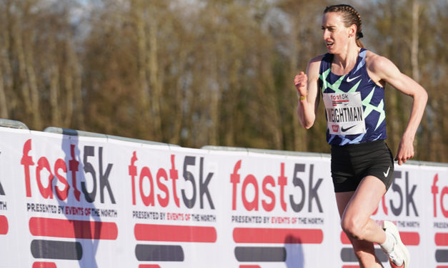 Fast 5k wins for Laura Weightman and Richard Allen