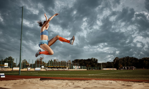 How to master the art of long jump