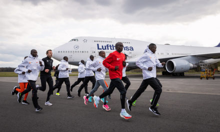 Eliud Kipchoge looks forward to 'beautiful race' at NN Mission Marathon