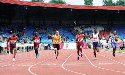 Reducing drop-out rates in athletics
