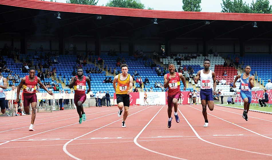 Reducing drop-out rates in athletics - AW