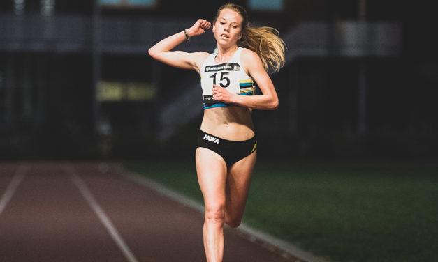 Jenny Nesbitt and Phil Norman impress in Comeback 5000m